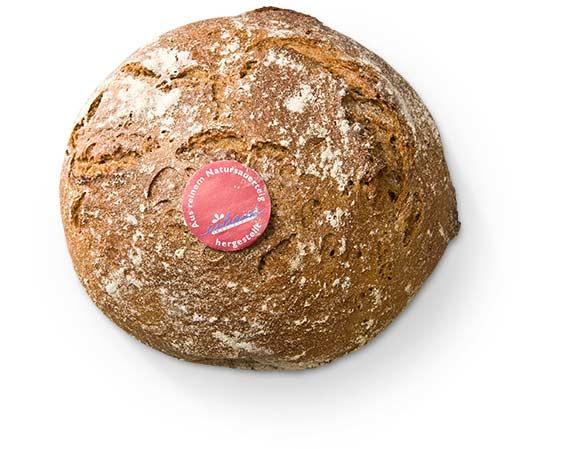 Weißbier-Brot der Bäckerei Erhard